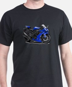 Ninja Blue Bike T-Shirt