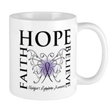 Faith Hope Butterfly Hodgkins Mug