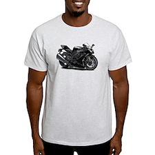 Ninja Black Bike T-Shirt