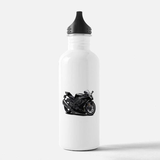 Ninja Black Bike Water Bottle