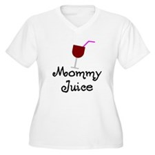 Mommy Juice Red Wine Shirt T-Shirt