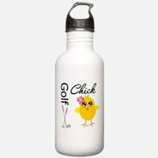 Golf Chick v2 Water Bottle