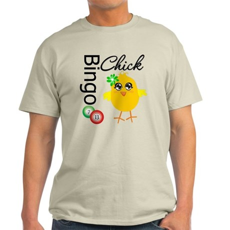 Bingo Chick Light T-Shirt