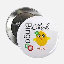 """Bingo Chick 2.25"""" Button"""
