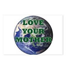mother postcard