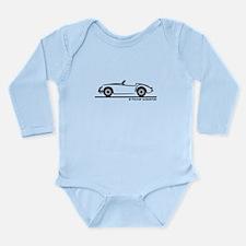 MG A Long Sleeve Infant Bodysuit