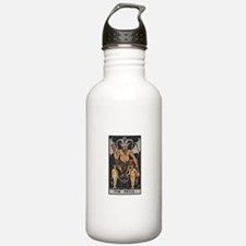 Devil Tarot Water Bottle