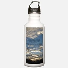 Beautiful Psalm 23 Water Bottle