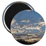 Beautiful Psalm 23 Magnet