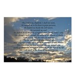 Beautiful Psalm 23 Postcards (Package of 8)