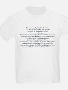 Beautiful Psalm 23 T-Shirt