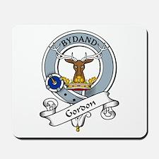 Gordon Clan Badge Mousepad