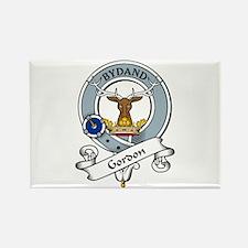 Gordon Clan Badge Rectangle Magnet (10 pack)