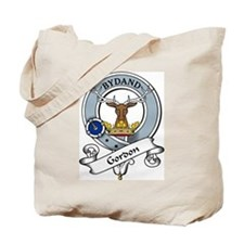 Gordon Clan Badge Tote Bag