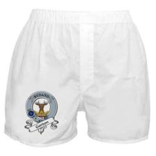 Gordon Clan Badge Boxer Shorts