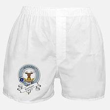 Gordon Clan Badge Boxer Shorts