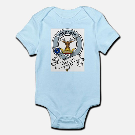 Gordon Clan Badge Infant Creeper