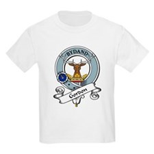 Gordon Clan Badge Kids T-Shirt