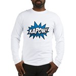 KAPOW! Long Sleeve T-Shirt