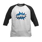KAPOW! Kids Baseball Jersey