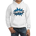 KAPOW! Hooded Sweatshirt