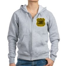 Rancher Caffeine Addiction Zip Hoodie