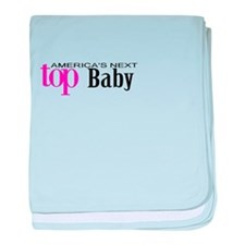 AMERICAS NEXT TOP BABY baby blanket