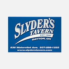 Slyder's Tavern Rectangle Magnet (10 pack)