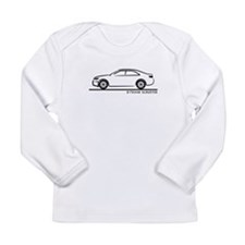 2010 Toyota Camry Long Sleeve Infant T-Shirt