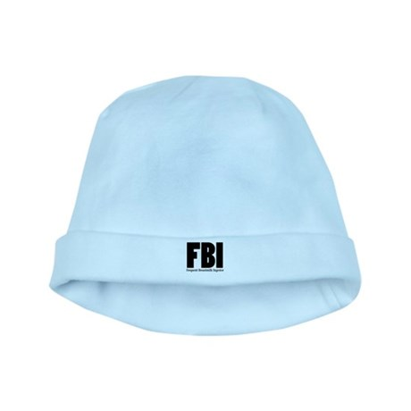 FBI-FREQUENT BREASTMILK INGES baby hat