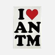 I Heart ANTM Rectangle Magnet
