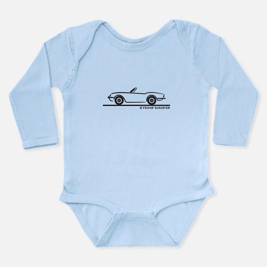 Triumph Spitfire Long Sleeve Infant Bodysuit
