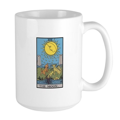 The Moon Tarot Large Mug