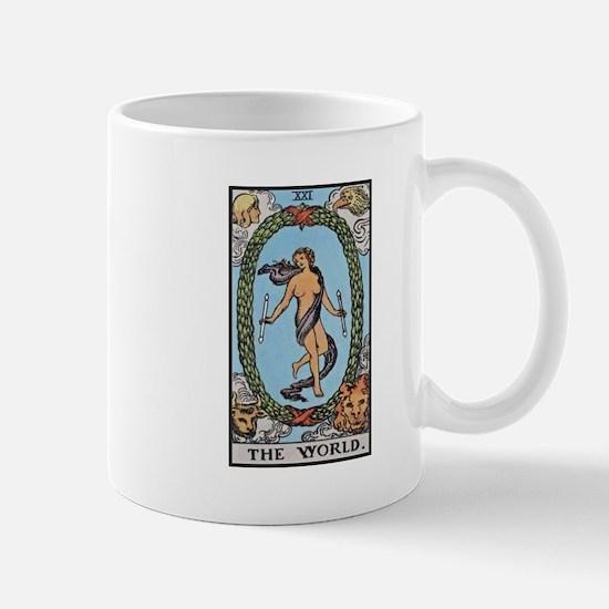 The World Tarot Mug