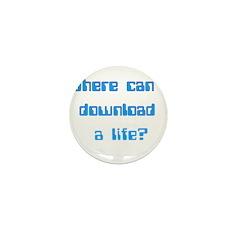 Where Can I Download A Life Mini Button