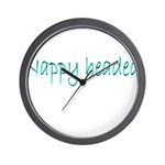 Nappy Headed Wall Clock