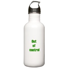 Out Of Control Water Bottle