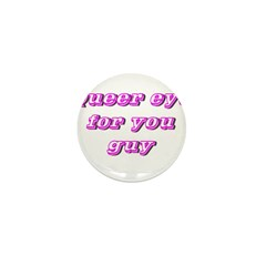 Queer Eye For You Guy Mini Button (10 pack)