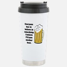 another beer Stainless Steel Travel Mug