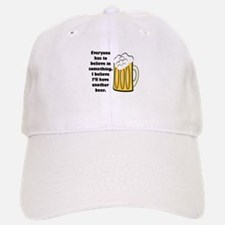another beer Baseball Baseball Cap