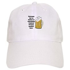 another beer Baseball Cap