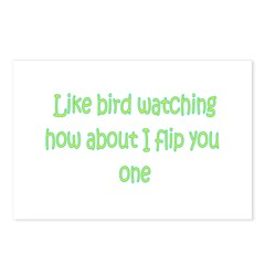 Like Bird Watching How About Postcards (Package of