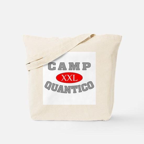 Camp Quantico Spy Tote Bag