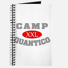 Camp Quantico Spy Journal
