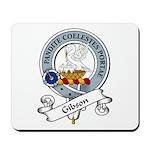 Gibson Clan Badge Mousepad