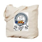 Gibson Clan Badge Tote Bag