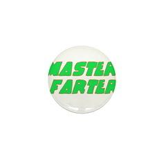 Master Farter Mini Button (100 pack)