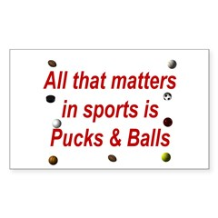 All That Matters In Sports Is Decal