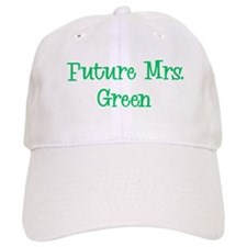 Future Mrs. Green Baseball Cap