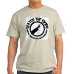 Watch the Skies Ash Grey T-Shirt